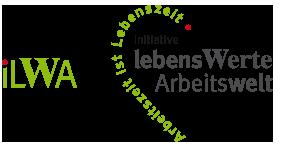 Lebenswerte Arbeitswelt Logo